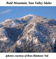 Bald Mountain - Sun Valley, Idaho . . .
