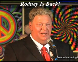 Rodney is Back by Jeffrey Jensen,'74 . . .